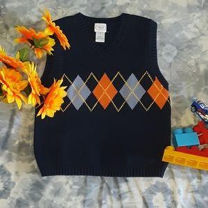 Talbots Kids Sweater Vest